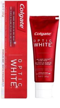 Colgate Optic White fogkrém fehérítő hatással