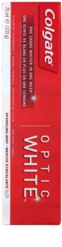 Colgate Optic White pasta do zębów o działaniu wybielającym