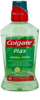 Colgate Plax Herbal Fresh enjuague bucal con efecto antiplaca