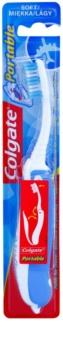 Colgate Portable escova de dentes dobrável para viagem soft