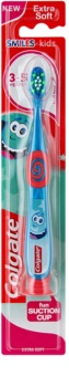 Colgate Smiles Kids brosse à dents à ventouse pour enfant extra soft