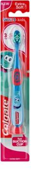 Colgate Smiles Kids Zahnbürste mit Saugnapf für Kinder extra soft