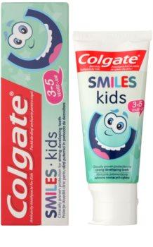 Colgate Smiles Kids dentifrice pour enfants