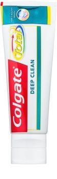 Colgate Total Deep Clean οδοντόκρεμα  για εξονυχιστικό καθάρισμα των δοντιών και στοματικής κοιλότητας