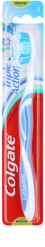 Colgate Triple Action cepillo de dientes medio