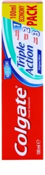 Colgate Triple Action pasta de dientes