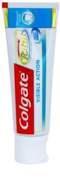 Colgate Total Visible Action dentifrice pour une protection complète des dents
