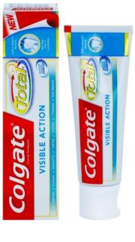 Colgate Total Visible Action pasta de dientes para una protección completa para dientes