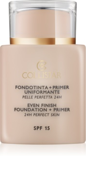 Collistar Foundation Perfect Skin fond de teint et base SPF 15