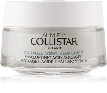 Collistar Pure Actives Hyaluronic Acid hydratační gel krém s kyselinou hyaluronovou