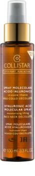 Collistar Pure Actives Hyaluronic Acid Molecular Spray sprej s kyselinou hyaluronovou