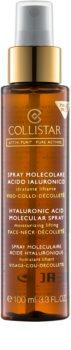 Collistar Pure Actives Hyaluronic Acid spray à l'acide hyaluronique