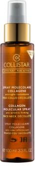 Collistar Pure Actives Collagen Molecular Spray spray visage au collagène