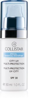 Collistar Special Essential White® HP захисний крем проти негативного впливу факторів зовнішнього середовища SPF 30