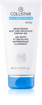 Collistar Special Essential White® HP gel raffermissant buste et décolleté