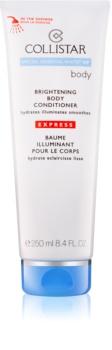 Collistar Special Essential White® HP rozświetlająca odżywka do ciała
