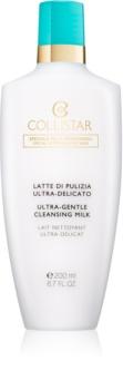 Collistar Special Hyper-Sensitive Skins tisztító tej az érzékeny arcbőrre