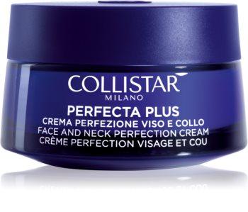 Collistar Perfecta Plus remodellierungs Creme für Gesicht und Hals
