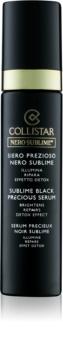 Collistar Nero Sublime® posvetlitveni serum za obraz