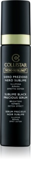 Collistar Nero Sublime® rozjasňující pleťové sérum