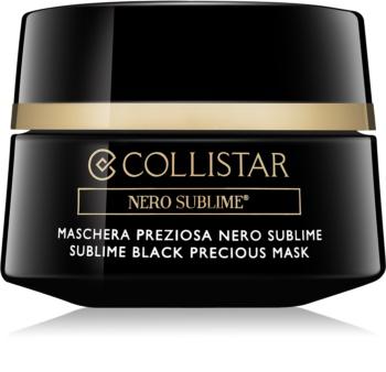 Collistar Nero Sublime® maschera rigenerante e detossinante