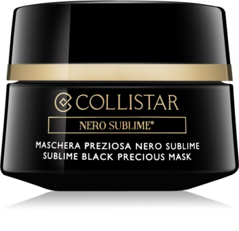 Collistar Nero Sublime® regenerační a detoxikační maska