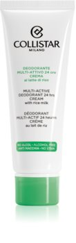 Collistar Special Perfect Body kremasti dezodorans za sve tipove kože