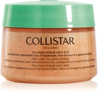 Collistar Special Perfect Body sal exfoliante regeneradora anti-edad