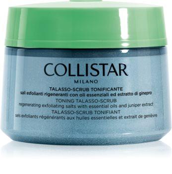 Collistar Special Perfect Body vyhladzujúci telový peeling