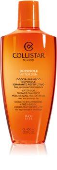 Collistar After Sun douche-shampoing pour prolonger le bronzage