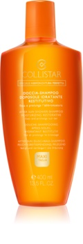 Collistar After Sun douche-shampoing pour prolonger le bronzage