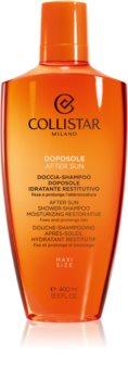 Collistar After Sun Douche Shampoo  Verlengd de Bruining