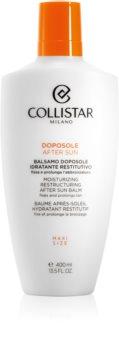 Collistar Sun Protection балсам за тяло  след слънчеви бани