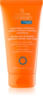 Collistar Hair In The Sun maszk nap által károsult haj