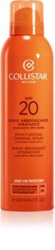 Collistar Sun Protection spray do opalania SPF 20