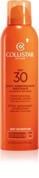 Collistar Sun Protection spray pentru bronzat SPF 30