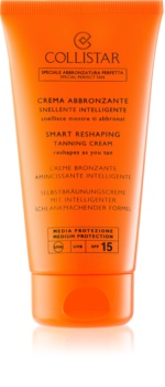 Collistar Self Tanners Firming Tanning Cream SPF 15
