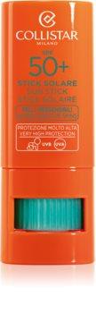 Collistar Sun Protection tratamento localizado para proteção solar SPF 50+