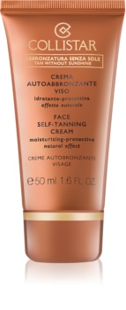 Collistar Self Tanners Self-Tanning Face Lotion