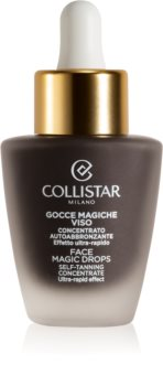 Collistar Self Tanners Self-Tanning Concentrate for Face