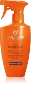 Collistar Sun No Protection spray idratante per esaltare l'abbronzatura con aloe vera