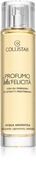 Collistar Benessere Della Felicitá acqua aromatica per il corpo con oli essenziali e estratti di piante mediterranee