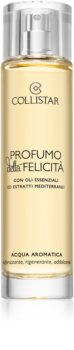 Collistar Benessere Della Felicitá água corporal aromática com óleos essenciais e extratos de plantas mediterrâneas
