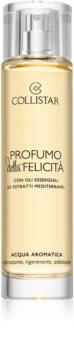 Collistar Benessere Della Felicitá aromatická telová voda s esenciálnymi olejmi a výťažkami zo stredomorských rastlín