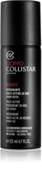 Collistar Man deodorant spray 24 de ore