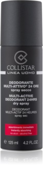 Collistar Man Deodorant Spray  24h