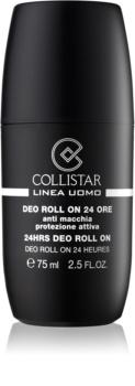 Collistar Man Deodorant roll-on 24 de ore