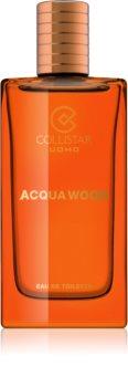 Collistar Acqua Wood Eau de Toilette für Herren 100 ml