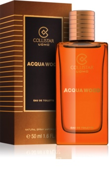 Collistar Acqua Wood eau de toilette pentru barbati 50 ml
