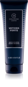 Collistar Vetiver Forte Shower Gel for Men